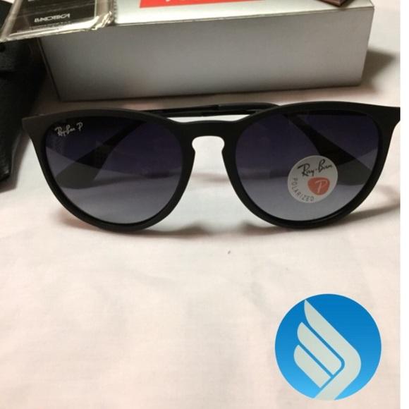 40b6616fd6 Ray Ban Erika Polarized rb4171 Matte Sunglasses 54
